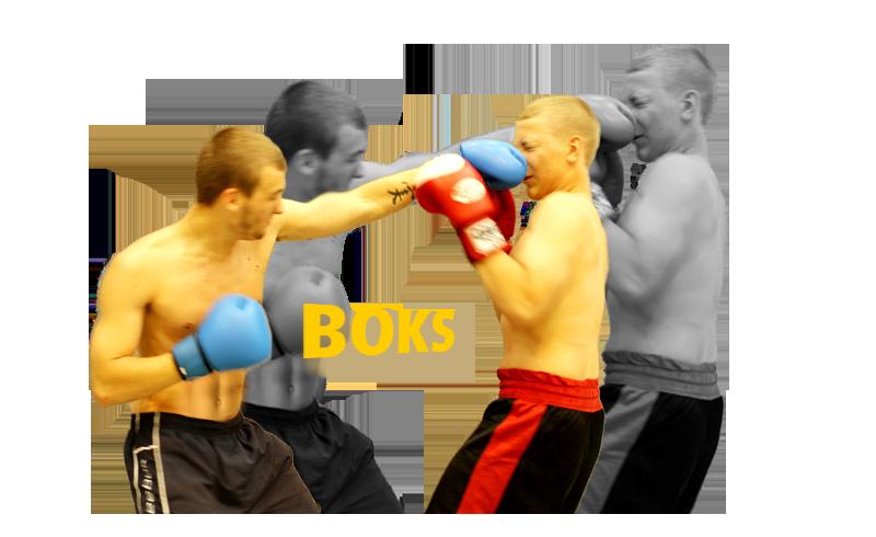 boks Warszawa